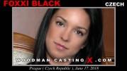 Foxxi Black