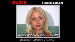 Look at Suzie getting her porn audition. Erotic meeting between Pierre Woodman and Suzie, a Hungarian girl.