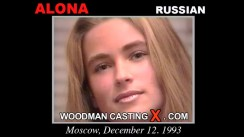 Casting of ALONA video