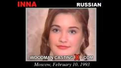 Casting of INNA video