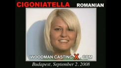 Casting of CIGOGNIATELLA video