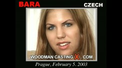 Casting of BARA video