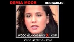 Casting of DEMIA MOOR video