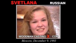 Casting of SVETLANA video
