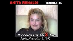 Casting of ANITA RINALDI video