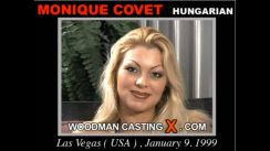 Casting of MONIQUE COVET video