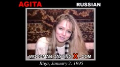 Watch our casting video of Agita. Erotic meeting between Pierre Woodman and Agita, a Russian girl.