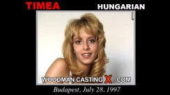Watch Timea first XXX video. Pierre Woodman undress Timea, a Hungarian girl.