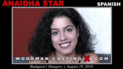 Check out this video of Anaidha Star having an audition. Pierre Woodman fuck Anaidha Star, Spanish girl, in this video.