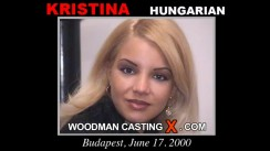 Watch our casting video of Kristina. Erotic meeting between Pierre Woodman and Kristina, a Hungarian girl.