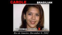 Casting of CAROLE video