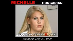 Casting of MICHELLE video