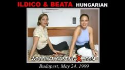 Casting of ILDICO & BEATA video