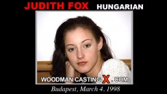 Watch our casting video of Judith Fox. Pierre Woodman fuck Judith Fox, Hungarian girl, in this video.