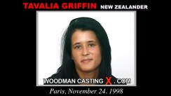 Casting of TAVALIA GRIFFIN video