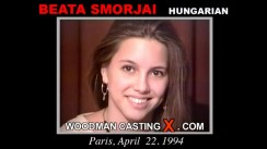 Casting of BEATA SMORJAI video