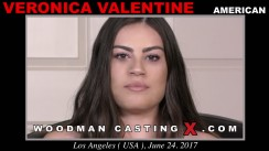 Casting of VERONICA VALENTINE video