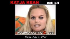 Casting of KATJA KEAN video