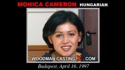 Casting of MONIKA CAMERON video
