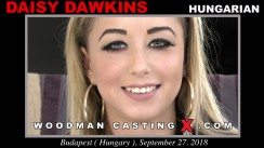 Casting of DAWKINS DAISY video