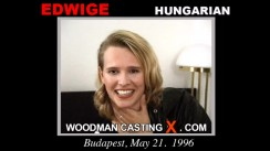 Casting of EDWIGE video