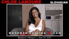 Check out this video of Chloe Lamoure having an audition. Pierre Woodman fuck Chloe Lamoure, Slovak girl, in this video.