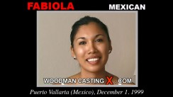 Casting of SORAYA CURIEL video