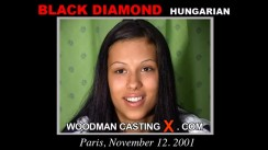Casting of BLACK DIAMOND video