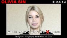 Sex Castings Olivia sin