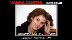 Casting of VANDA CURTIS video