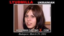 Casting of LYUDMILLA video