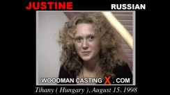 Casting of JUSTINE video