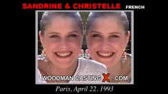 Casting of CHRISTELLE & SANDRINE video