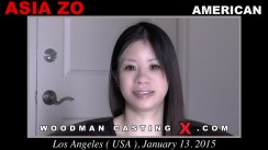 Check out this video of Asia Zo having an audition. Erotic meeting between Pierre Woodman and Asia Zo, a American girl.