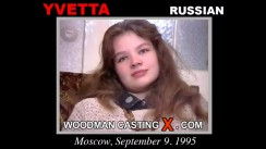 Casting of YVETTA video