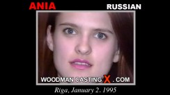 Casting of ANIA video