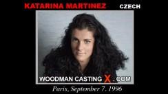 Casting of KATARINA MARTINEZ video
