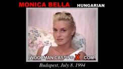 Casting of MONICA BELLA video