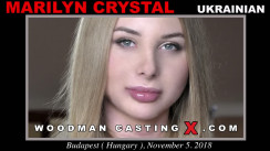 Casting of MARYLIN CRYSTAL video