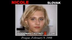 Casting of NICOLE video