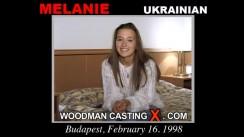 Casting of MELANIE video