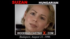 Casting of SUZAN video