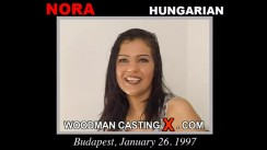 Casting of NORA video
