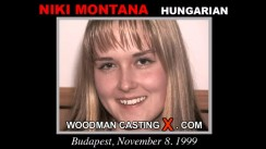 Casting of NIKI MONTANA video