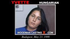 Casting of YVETTE video