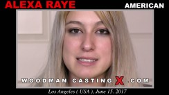 Casting of ALEXA RAYE video
