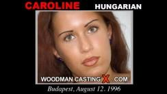 Casting of CAROLINE video