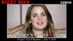 Casting of KIZZY SIXX video