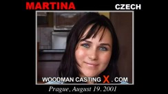 Casting of MARTINA video