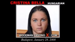 Casting of CHRISTINA BELLA video
